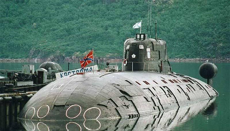тарифный разряд командира боевой части атомной подводной лодки