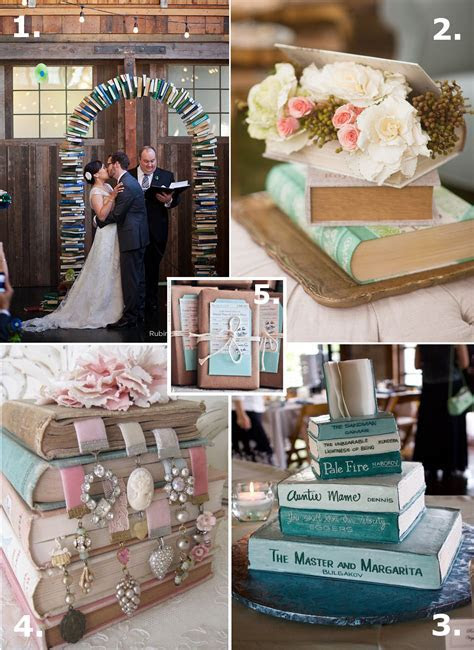 Are books your thing? Here are some ideas for making an