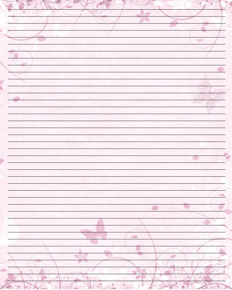 1000+ images about Writing paper on Pinterest | Printable letters ...