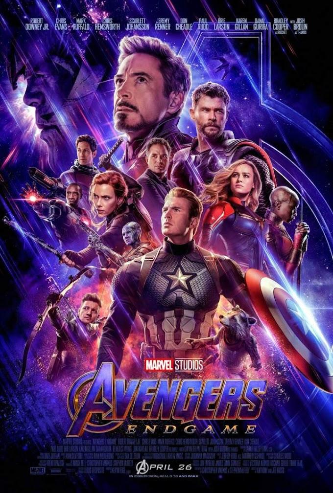 DownloadMovie: Avengers: Endgame (2019) in HD