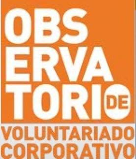 Logotip Observatori del Voluntariat Corporatiu