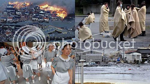 สึนามิ แผ่นดินไหว 9.8 ญี่ปุ่น