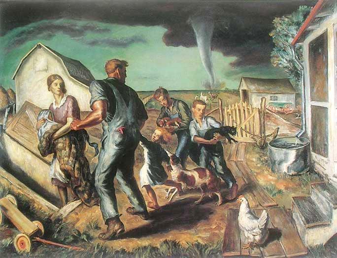 Tornado Over Kansas