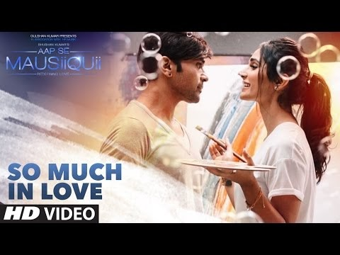 So Much In Love Lyrics | Aap Se Mausiiqii by Himesh Reshammiya