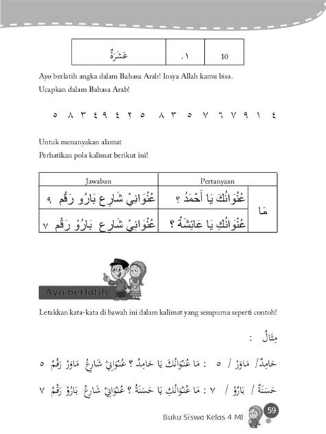 buku bahasa arabmisiswa