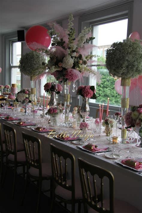 BN Wedding Décor: A Pretty Pink & Gold ?Great Gatsby