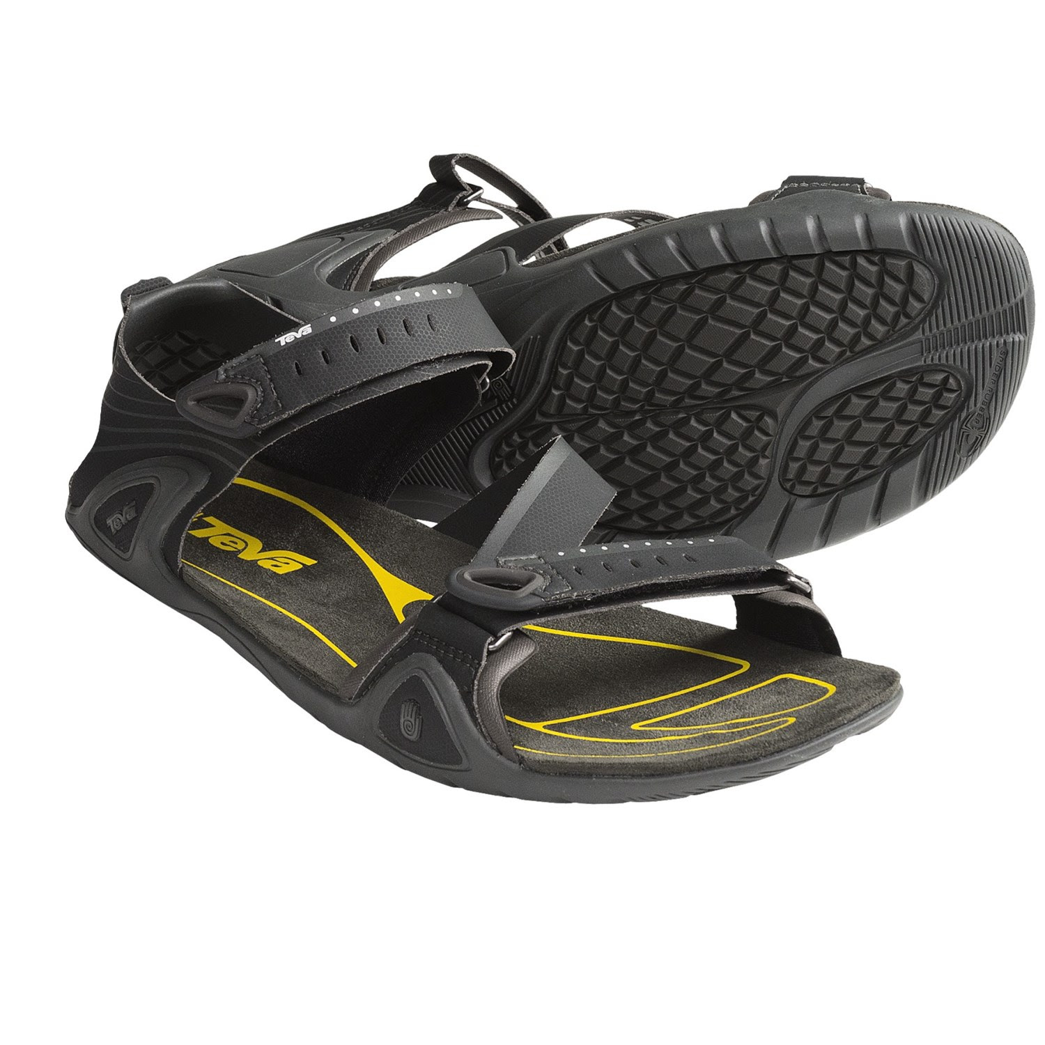 30d313102 Teva Northridge Sport Sandals (For Men) in Pirate Black