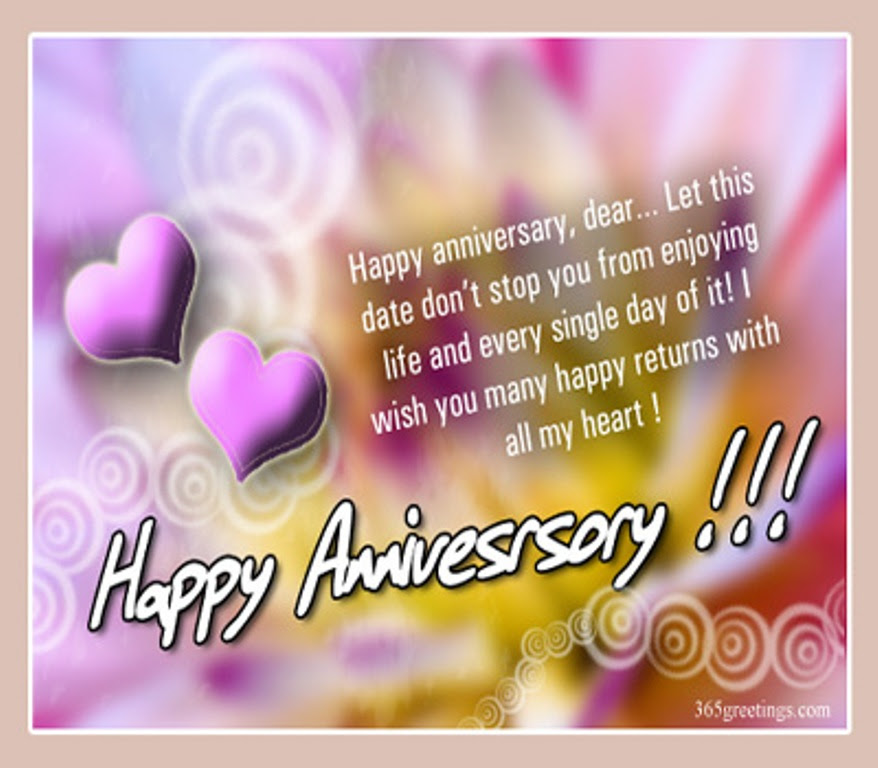 Anniversary Wishes For Friend Wishes Greetings Pictures Wish Guy