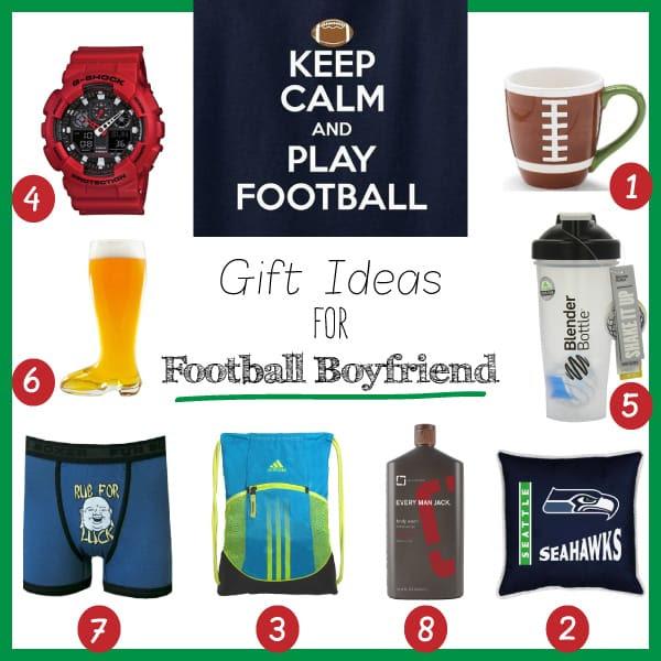 Top Gift Ideas for Football Boyfriend (2014)