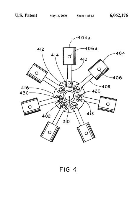 Patent US6062176 - Multicylinder, two-stroke, radial