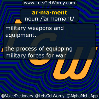 armament 08/09/2017 GFX Definition