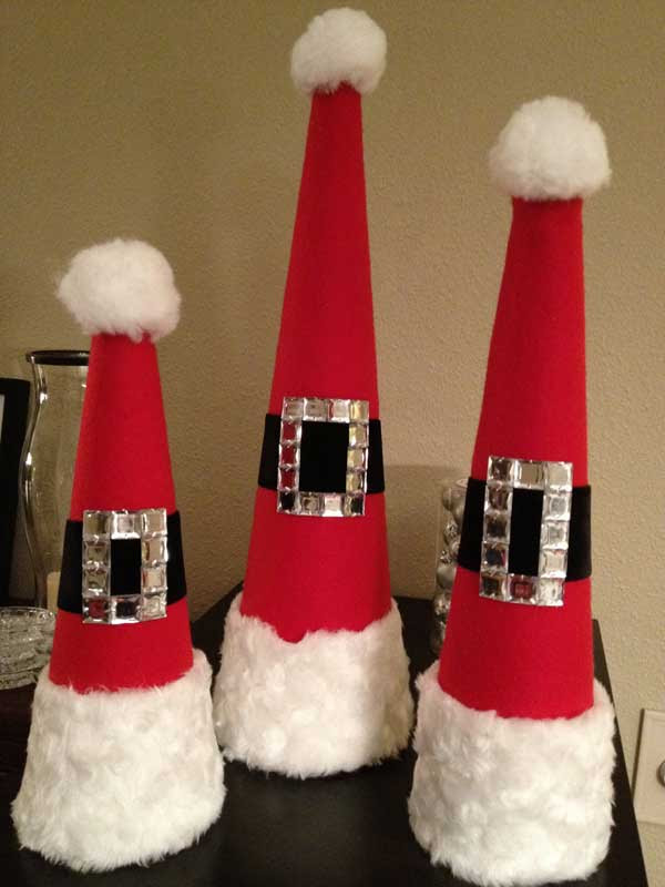 Funny Homemade Christmas Hats  quotes.lolrofl.com
