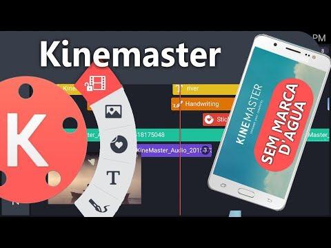 Como Baixar o Kinemaster Pro Sem Marca D'agua