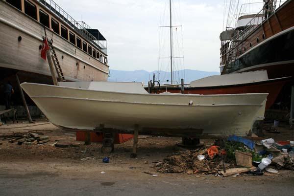 fethiye balikcisi fishing boat model plans 3