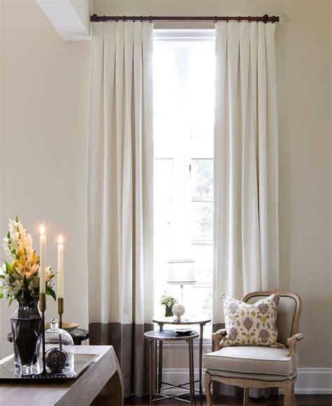 window treatments ideas  large windows  living room