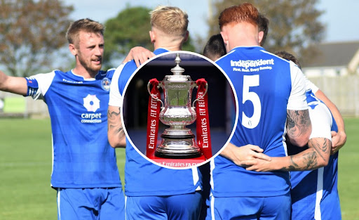 Avatar of FA Cup: Helston Athletic chairman delighted to see side qualify