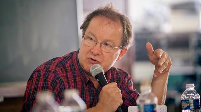 El periodista francés hervé Kempf.