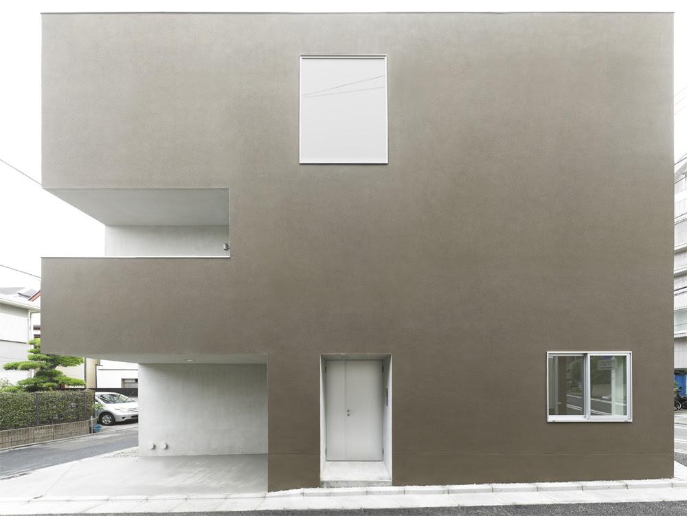 Casa Shimouma - Kazuya Saito Architects, Arquitectura, diseño, casas
