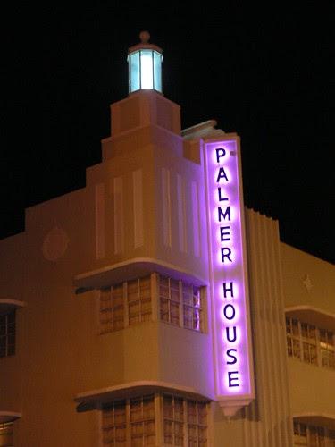 Palmer House, Miami