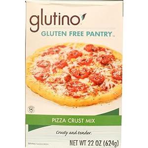 Amazon.com : Glutino French Bread & Pizza Mix, Wheat Free ...