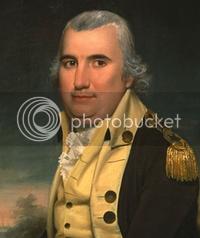 portrait of Revolutionary War general Charles Cotesworth Pinckney