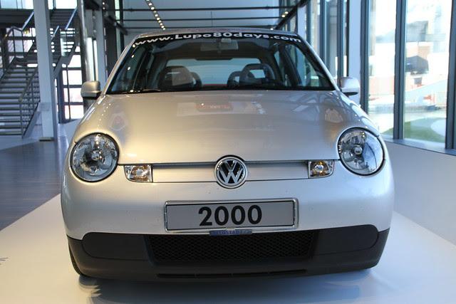 VW Rekordfahrzeug Lupo 3L TDI