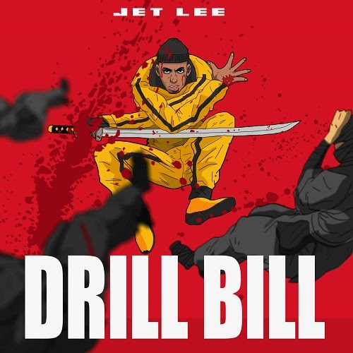 "Jet Lee Houdini – ""Drill Bill"" EP"