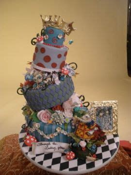 308 best images about Topsy Turvy Cakes on Pinterest