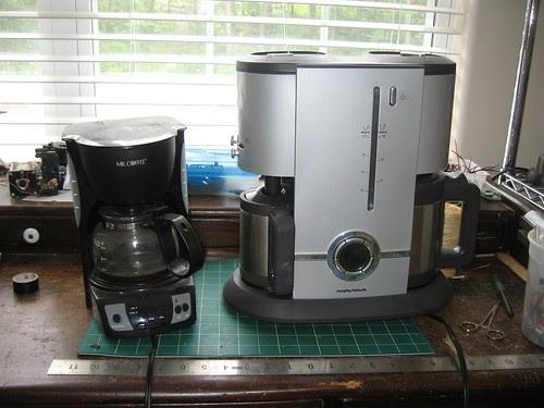 Taking Stuff Apart Coffee Machines