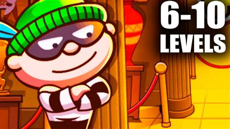 bob  robber    level walkthrough android gameplay