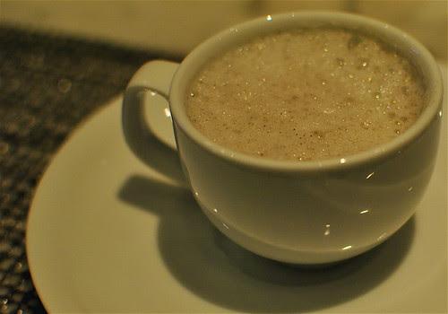 Truffled Hot Chocolate