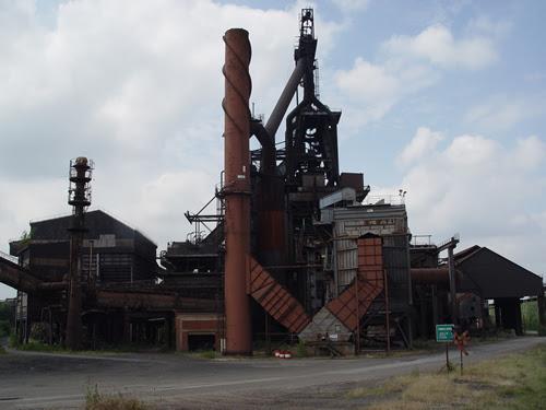 Forges de Clabecq - closed since 1992