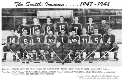 1947-48 Seattle Ironmen