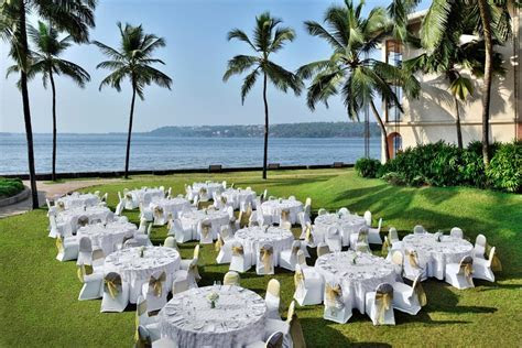 Best Wedding Planner, Decorator, Goa Marriott Resort, Goa