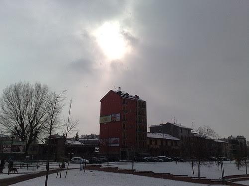 Il vero sole invernale by durishti