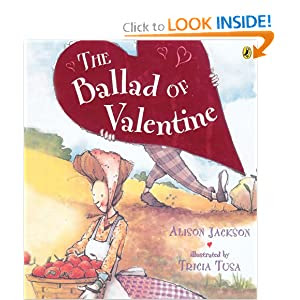 The Ballad of Valentine (Picture Puffin Books)