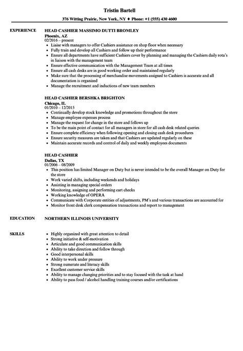 sample resume knowledge and skills