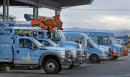 The Latest: PG&E announces new California power cutoffs