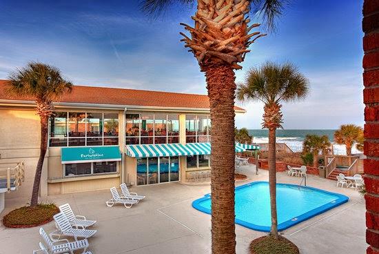 Anillla Folly Beach Hotels