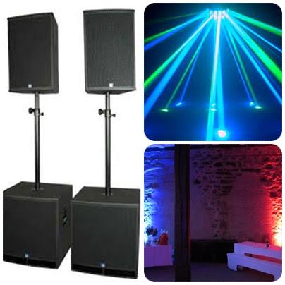 DJ Lichtanlage 2