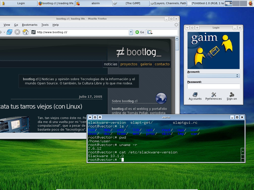 coyote Linux