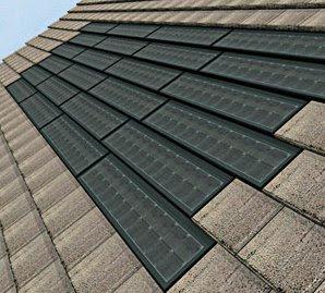 Solar Roof Dynamics Go Solar