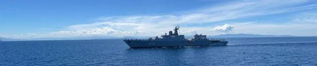 India, Vietnam Carry Out Bilateral Maritime Drill In South China Sea