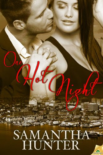 One Hot Night (Old Port Nights) by Samantha Hunter