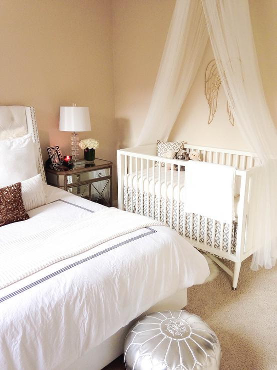 Nursery in the master bedroom: Room in with your baby in ...