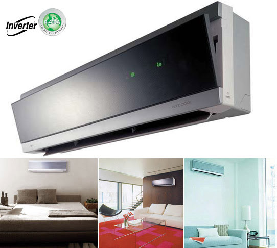 Lg Duct Free Split Systems
