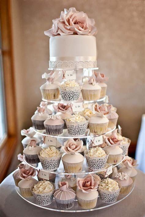 25  best ideas about Wedding cupcake stands on Pinterest