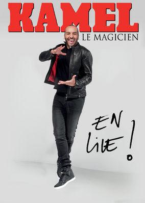 Kamel le Magicien: En live!