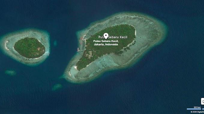 Pulau Sebaru Kecil, Tempat Observasi Resiko Corona