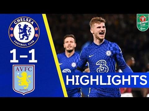 Watch Highlight: Chelsea Vs Aston Villa